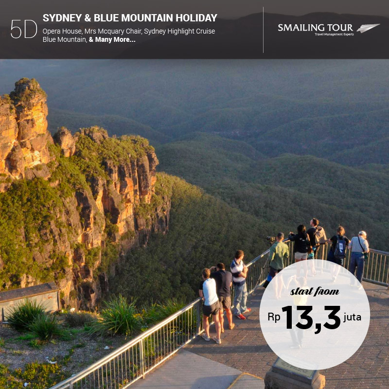 5d-sydney-blue-mountain-holiday