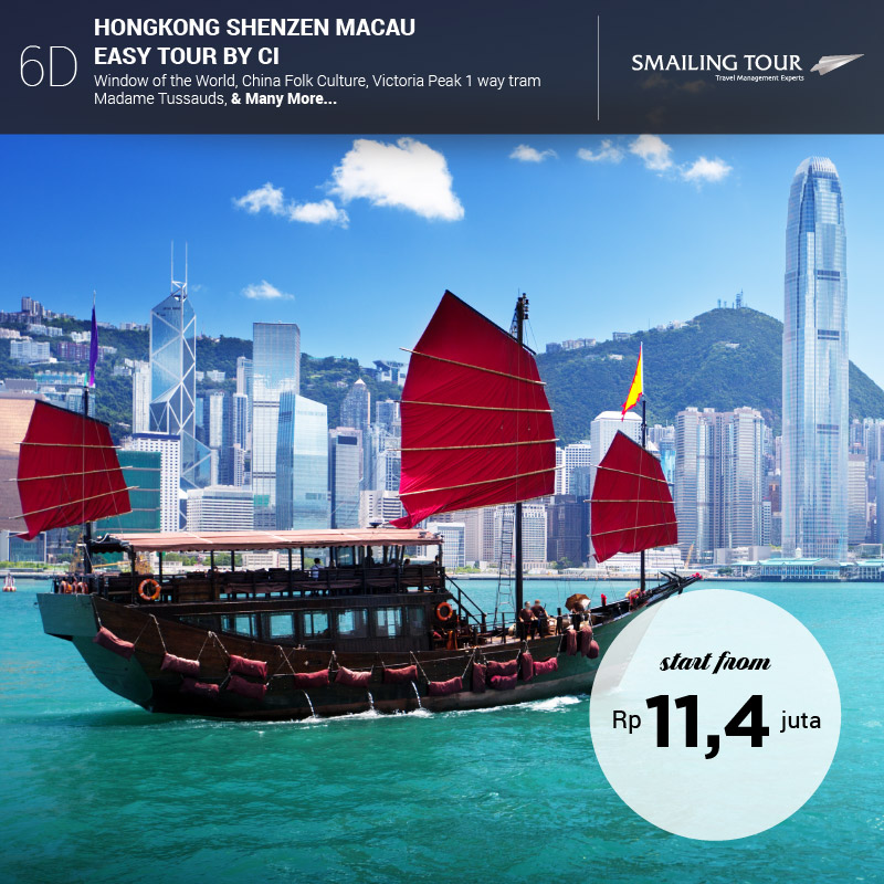 6d-hongkong-shenzen-macau-easy-tour-by-ci